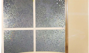 Static Window Film - 3D Laser Static Film - HD-004