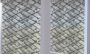 Static Window Film - 3D Laser Static Film - HD-005