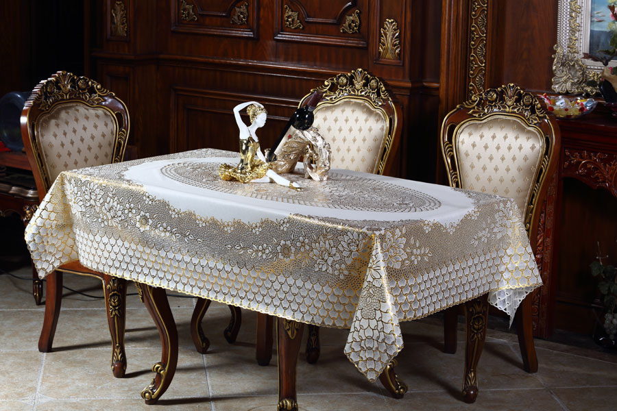Table Cover - Lace Table Cover - F2866