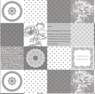 Table Cover - Printed Table Cover - Europe Design Table Cover - TL119
