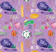 Table Cover - Printed Table Cover - Europe Design Table Cover - TL226