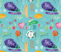 Table Cover - Printed Table Cover - Europe Design Table Cover - TL226-1