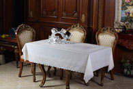 Table Cover - Lace Table Cover - F2861