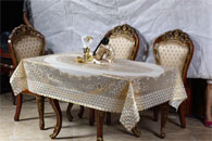 Table Cover - Lace Table Cover - F2870