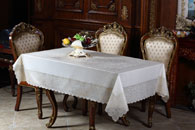 Table Cover - Lace Table Cover - F2880