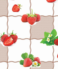 Table Cover - Printed Table Cover - Fruits Series Table Cover - F-1076
