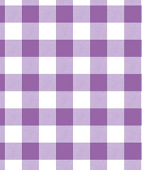 Table Cover - Printed Table Cover - Creative Designs (Plaid,Stripe,Dot) Table Cover - F-1172