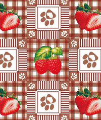 Table Cover - Printed Table Cover - Fruits Series Table Cover - H069