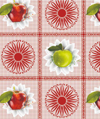 Table Cover - Printed Table Cover - Fruits Series Table Cover - H080